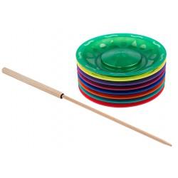 Juggling Plate Set